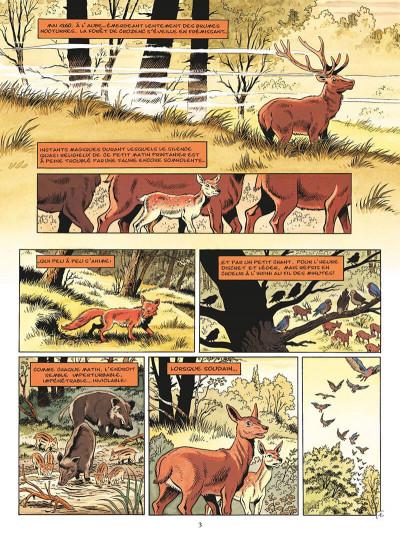Page 4 les aigles décapitées tome 16 - la guerre des aigles