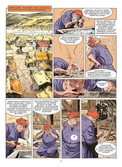 Page 5 les aigles décapitées tome 16 - la guerre des aigles
