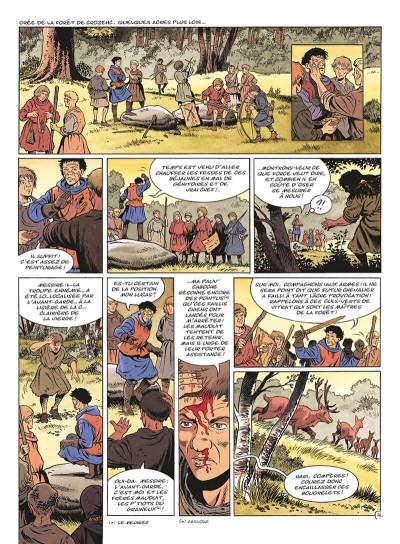 Page 7 les aigles décapitées tome 16 - la guerre des aigles