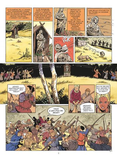 Page 8 les aigles décapitées tome 16 - la guerre des aigles