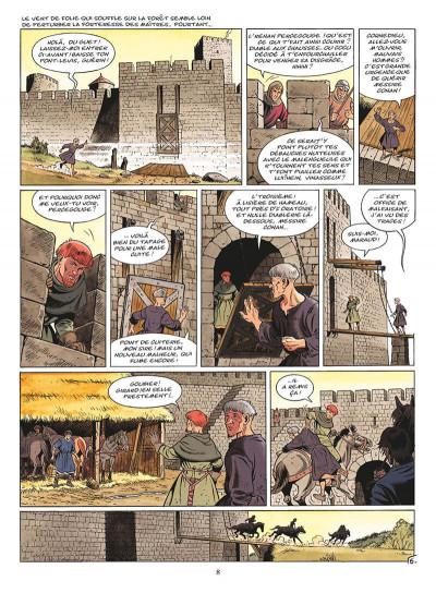 Page 9 les aigles décapitées tome 16 - la guerre des aigles