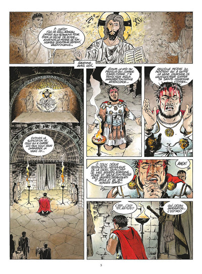 Page 4 attila mon amour tome 5 - terres brulees