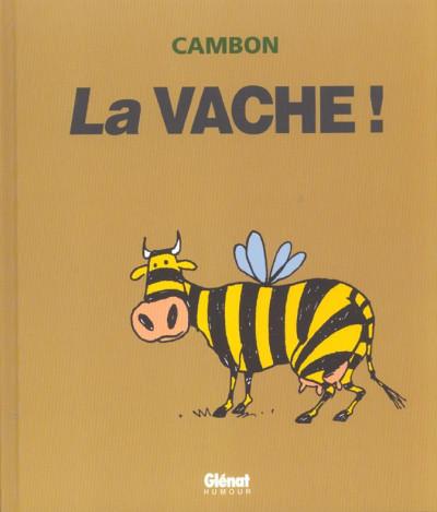 image de la vache