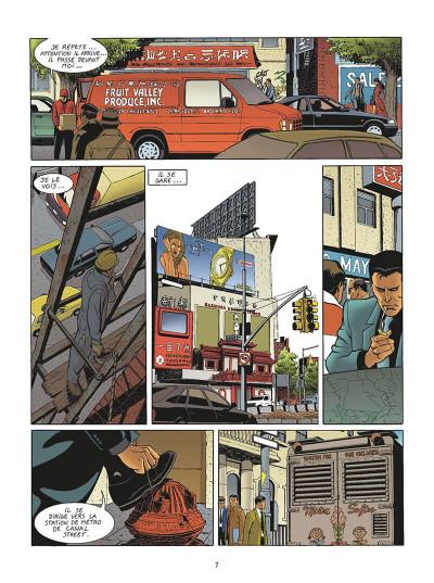 Page 0 de silence et de sang tome 14 - chi non muere si revede