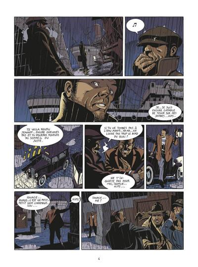 Page 7 de silence et de sang tome 14 - chi non muere si revede