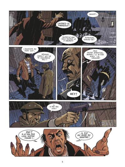 Page 8 de silence et de sang tome 14 - chi non muere si revede