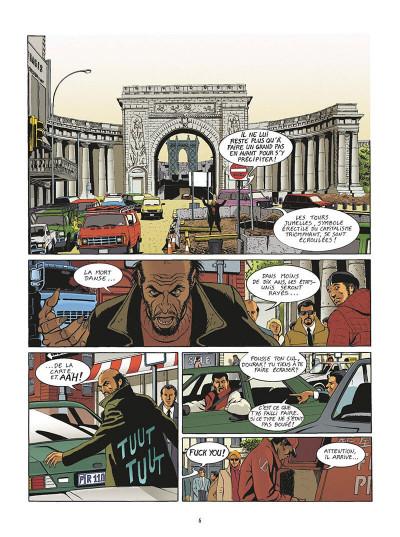 Page 9 de silence et de sang tome 14 - chi non muere si revede