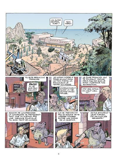 Page 7 zambada tome 2 - la maison de l'ange