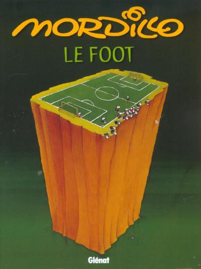 Couverture le foot