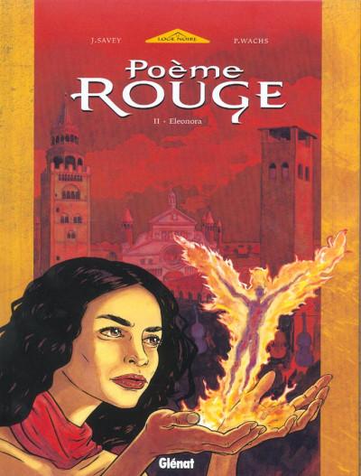 image de poème rouge tome 2 - éléonora