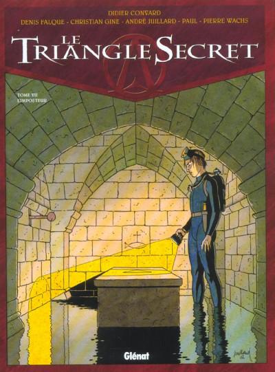 image de Le triangle secret tome 7 - l'imposteur
