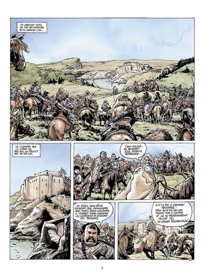 Page 4 poupée d'ivoire tome 9 - timok khan
