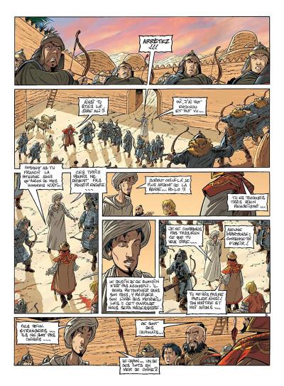 Page 0 le vent des dieux tome 16 - le vieux de la montagne