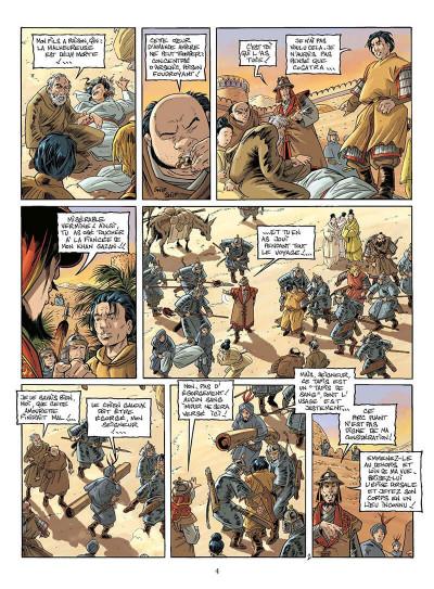 Page 7 le vent des dieux tome 16 - le vieux de la montagne
