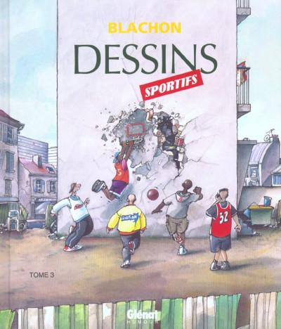 image de dessins sportifs tome 3