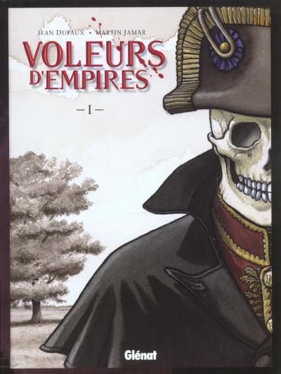 image de les voleurs d'empires tome 1 - les voleurs d'empires