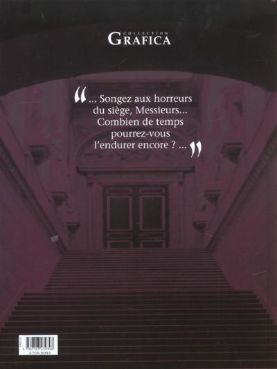 Dos les voleurs d'empires tome 3 - un sale metier (nouvelle édition)