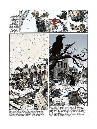 Page 6 les voleurs d'empires tome 3 - un sale metier (nouvelle édition)