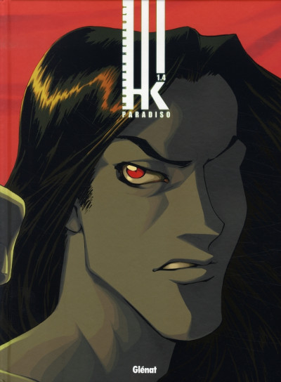 Couverture hk cycle 1 tome 4 - paradiso