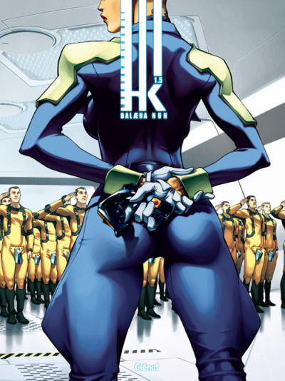 Couverture hk - cycle 1 tome 5