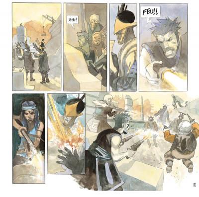 Page 3 planète divine tome 2 - les bâtisseurs d'imaginaire