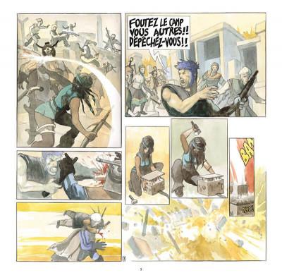 Page 4 planète divine tome 2 - les bâtisseurs d'imaginaire