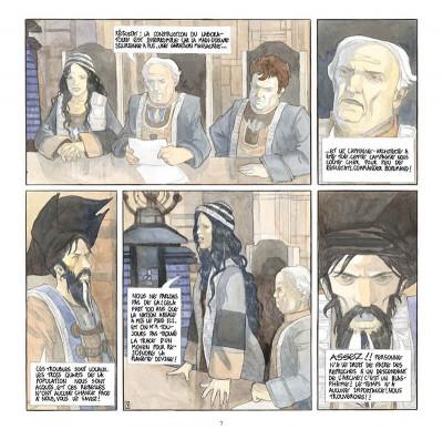 Page 6 planète divine tome 2 - les bâtisseurs d'imaginaire
