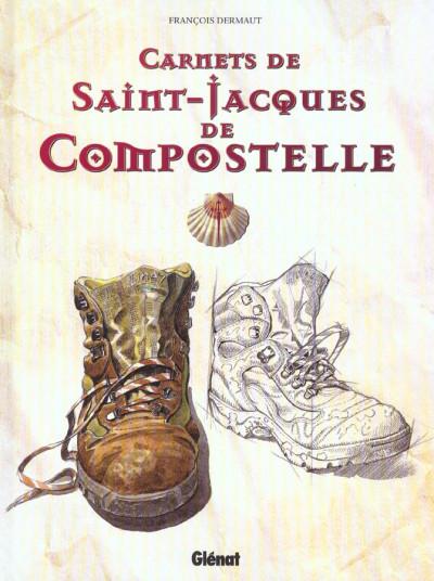 image de carnets de saint-jacques de compostelle