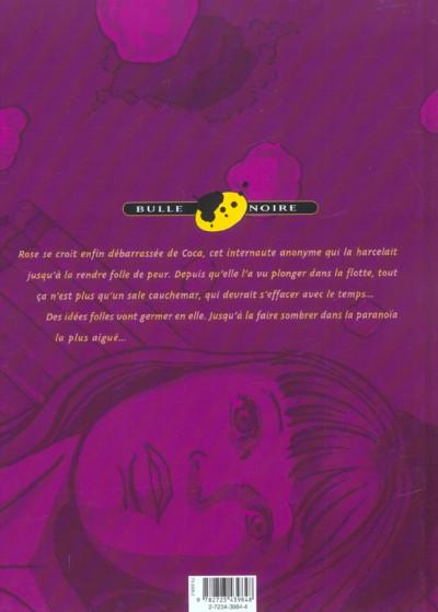 Dos La vie en rose tome 2 - cap gris-nez