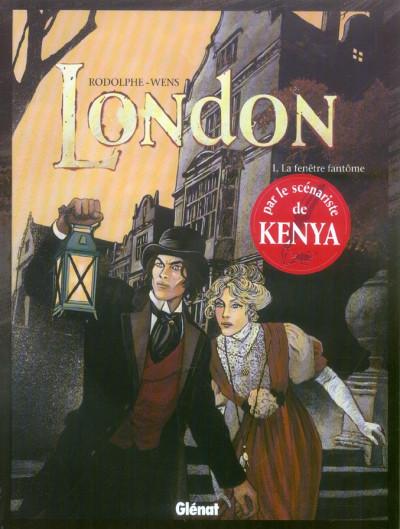 image de london tome 1 - la fenêtre fantôme