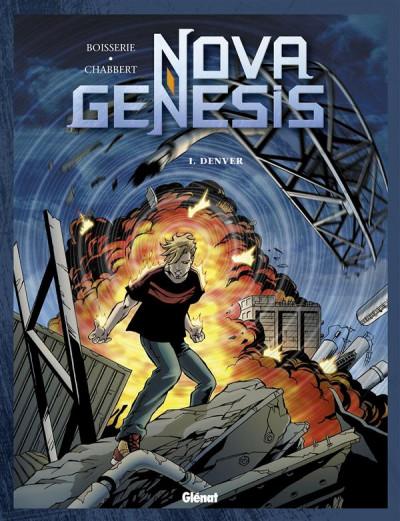 image de nova genesis tome 1 - denver