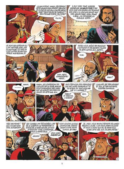 Page 8 quetzalcoatl tome 5 - la putain et le conquistador