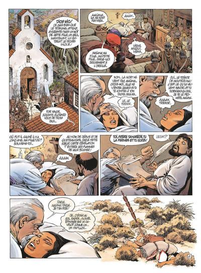 Page 9 quetzalcoatl tome 5 - la putain et le conquistador