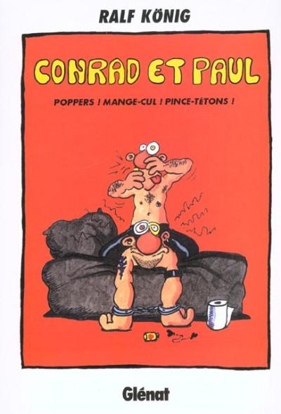 image de conrad et paul tome 5 - poppers ! mange-cul ! pince-tétons