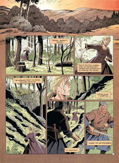 Page 4 les aigles décapitées tome 17 - le châtiment du banni