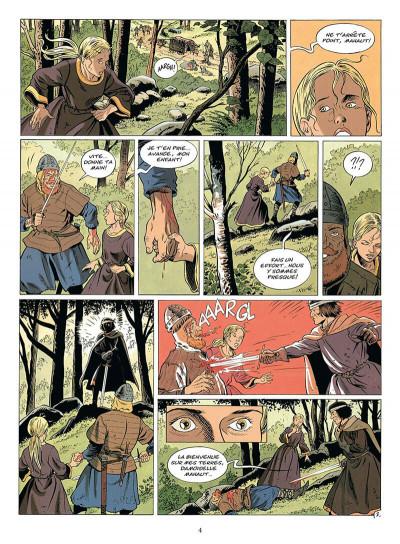 Page 5 les aigles décapitées tome 17 - le châtiment du banni