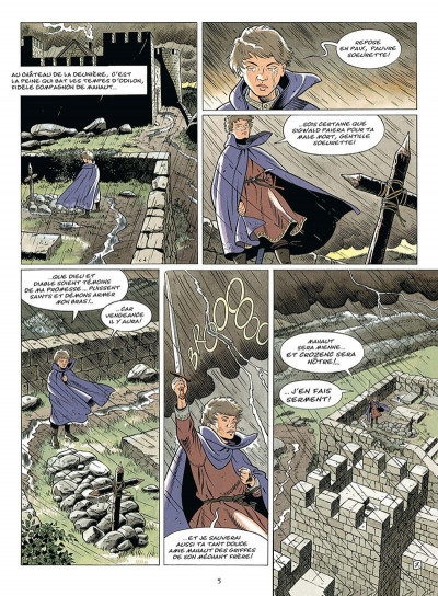 Page 6 les aigles décapitées tome 17 - le châtiment du banni