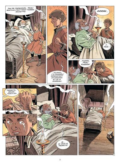 Page 8 les aigles décapitées tome 17 - le châtiment du banni