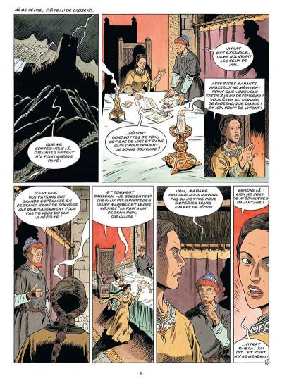 Page 9 les aigles décapitées tome 17 - le châtiment du banni
