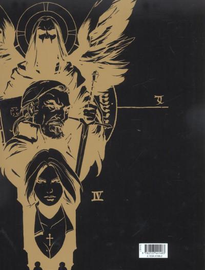 Dos le troisième testament tome 4 - jean ou le jour du corbeau (luxe)