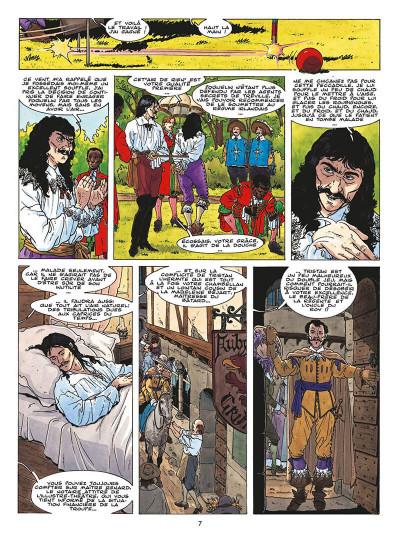 Page 0 le fou du roy tome 9 - le testament de d'artagnan