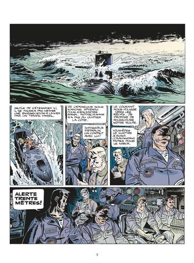 Page 4 zambada tome 3 - menace sur zambada