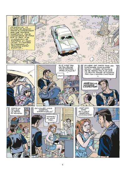 Page 5 zambada tome 3 - menace sur zambada