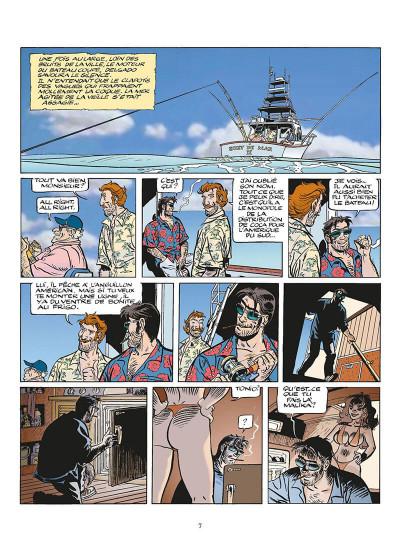 Page 8 zambada tome 3 - menace sur zambada