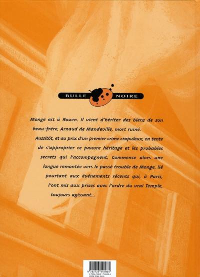 Dos docteur monge tome 6 - la part d'ombre