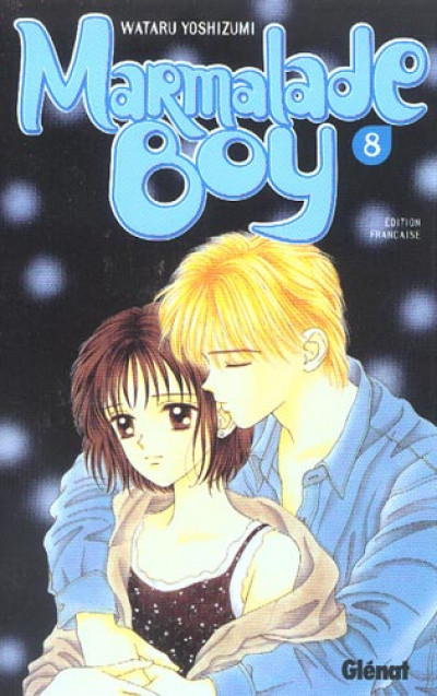 Couverture marmalade boy tome 8
