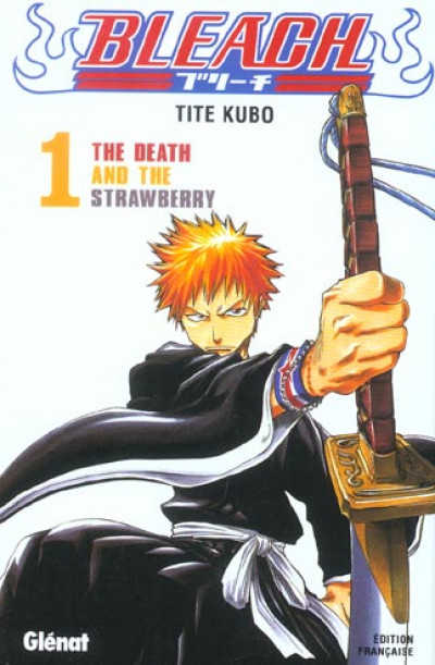 image de bleach tome 1 - the death and the strawberry