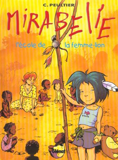 image de mirabelle tome 3 - l'école de la femme-lion