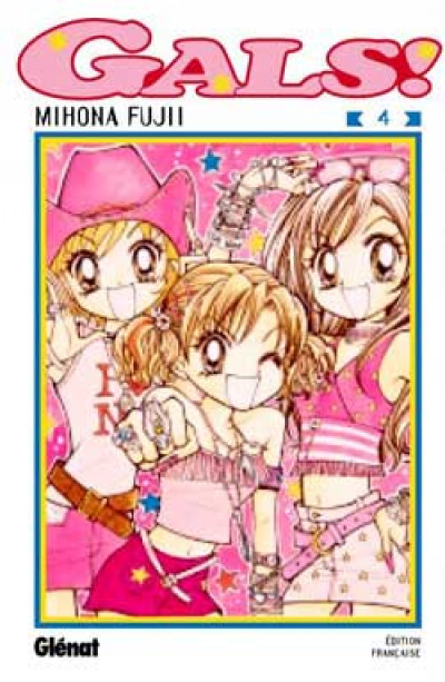 Couverture gals tome 4