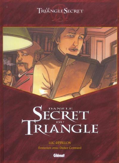 image de le triangle secret ; dans le secret du triangle ; entretien avec didier convard (hors-série)